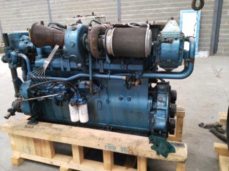 moteur baudouin 6M26SR