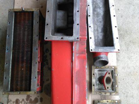 Refrigerant d air iveco 8210SRM36