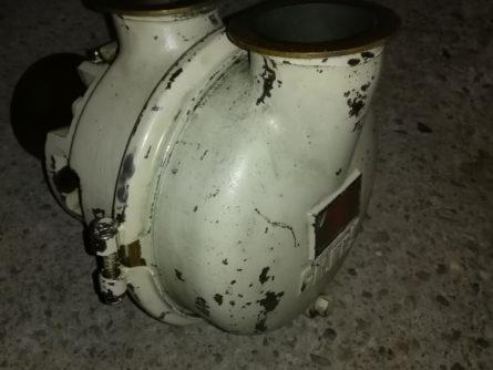 Pompe eau de mer Gilkes