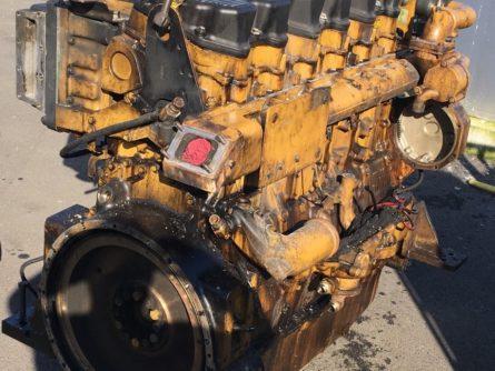 moteur marin caterpillar C18 occasion
