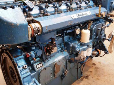 moteur marin Baudouin 6M26.2