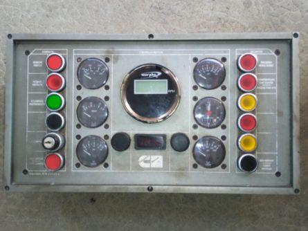 tableau de commande cummins M11 KT19 KT38 KT50