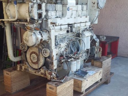 marine engine cummins KTA19M3