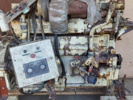 moteur marin KT19M