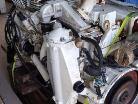 cummins marine engine 6 CTA 8.3