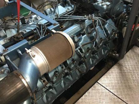 moteur Baudouin 12M26SR à vendre