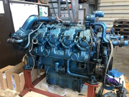 moteur Baudouin 8M26SR 600 HP for sale