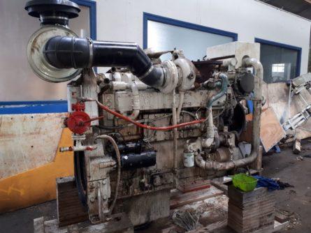 moteur marin Cummins KTA 19 M3 600Hp