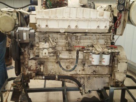 Moteur marin cummins NTA 855 M