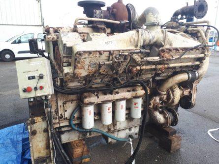 moteur marin cummins KT38